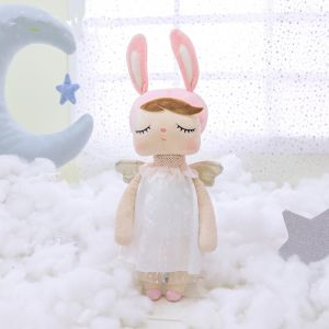 Sleeping Bunny Doll - The Necklace Fairy