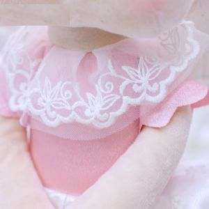 Sleeping Bunny Doll - The Pink Princess
