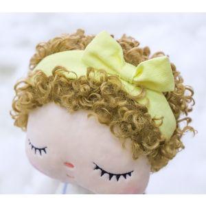 Sleeping Bunny Doll - The Curly Girl