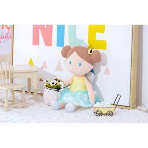 Sleeping Bunny Doll - Fairy Yellow