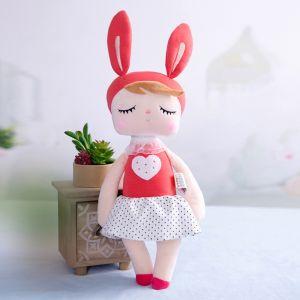 Sleeping Bunny Doll - Red Heart