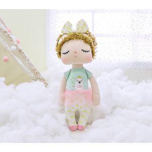 Sleeping Bunny Doll - The Llama Curly Girl