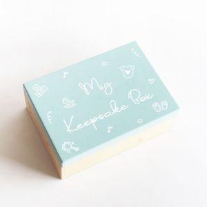 My Keepsake Box (Baby Theme)