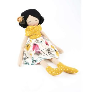 COTTON DOLL - OLIVE