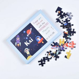 Magnetic Puzzles - Galaxy World