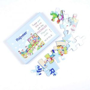 Magnetic Puzzles - Playground